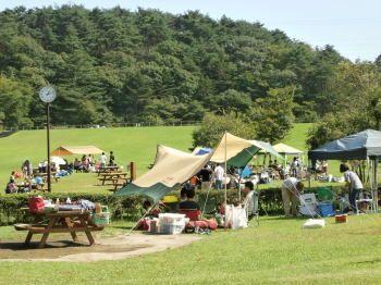 夏休み!東北のキャンプ場にワンちゃんと一緒にお泊まりしよう~
