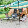 キャンプビギナー必見!犬連れに最適なキャンプ場とは?キャンプ場選びの5ポイントをご紹介!