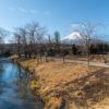 富士ビューだけじゃない!「忍野八海」は愛犬と四季が楽しめる最高の散策スポット!<山梨県>