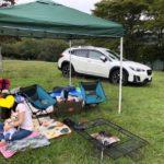 愛犬と一緒にキャンプデビュー!志高湖キャンプ場で初めてのデイキャンプに挑戦