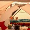 ドッグランサイトで愛犬とリードフリーなキャンプをしよう!「リバーパーク犬飼」<大分県豊後大野市>